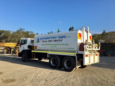 Queensland Water Supply - Water Cart for Hire in Queensland8