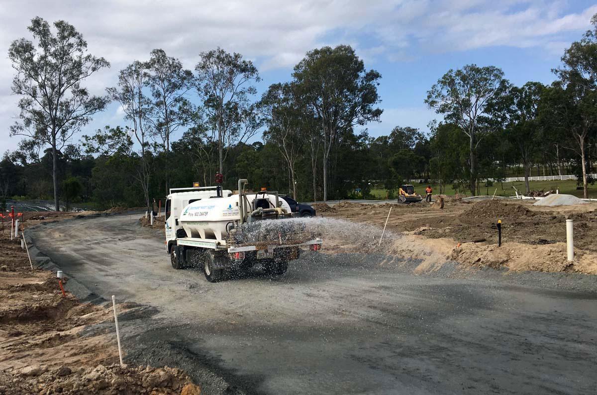 Queensland Water Supply - Water Truck Hire Brisbane