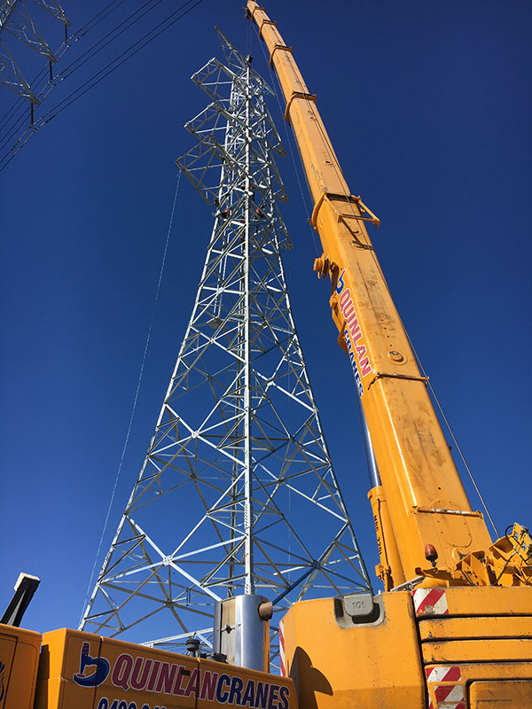 Quinlan-Cranes-all-terrain-mobile-crane-truck-hire-power-services-Melbourne