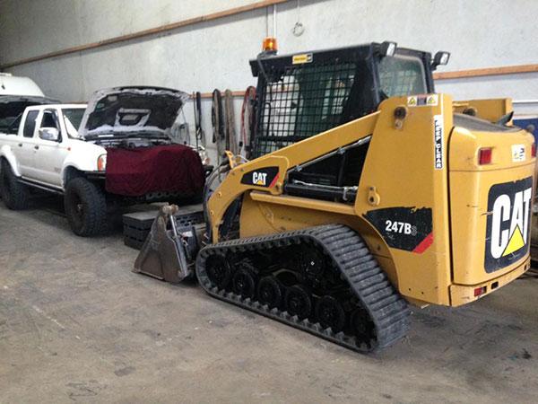 RBK-Heavy-Diesel-CAT-bobcat-repiar Gold Coast