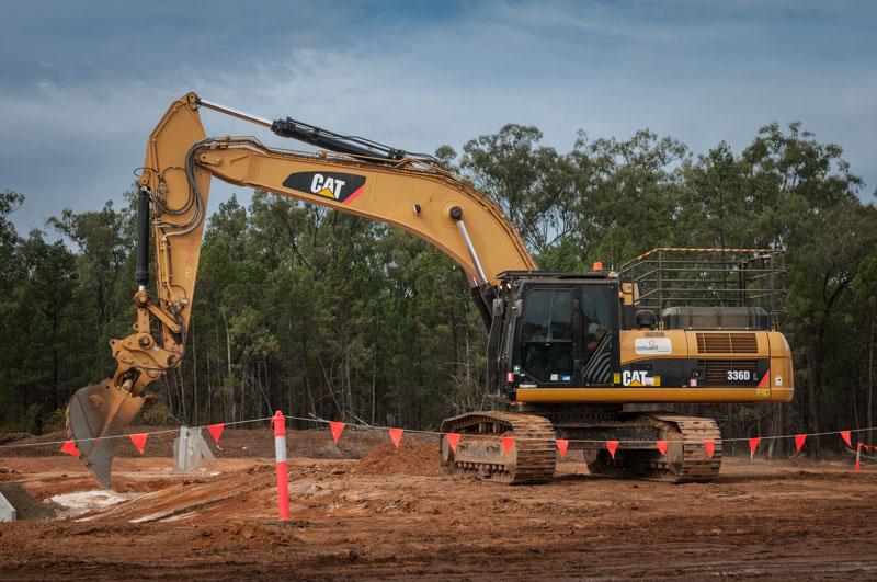 Cat 336DL Excavator