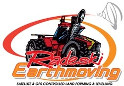 Redline Earthmoving Logo