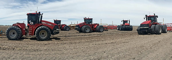 Radeski-Earthmoving-Tractors-on-site-Hay