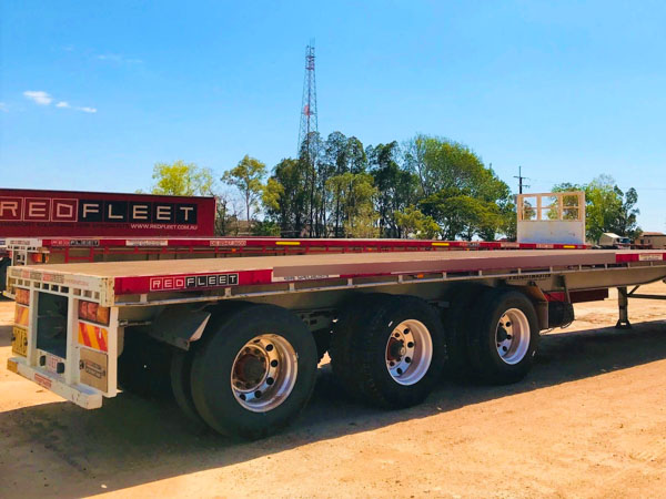 Flat Top Trailer Hire