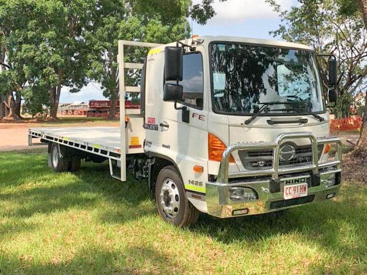 Body Truck Hire