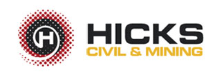 Hicks Civil and Mining Logo
