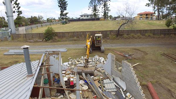 Relient-Civil-Mini-Excavator-Demolition-Brisbane