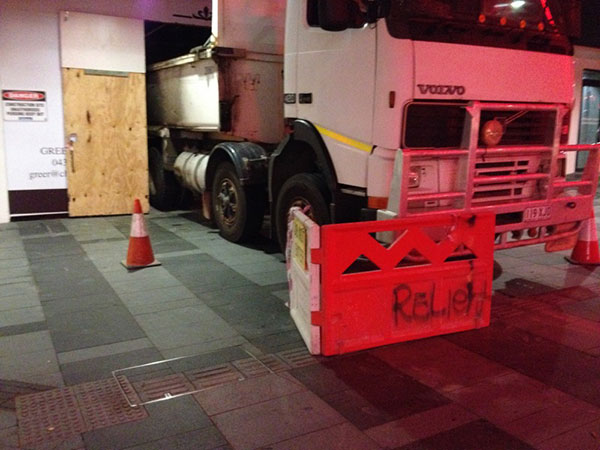 Relient-Civil-Tipper-Truck-with-Safety-Barrier-Brisbane