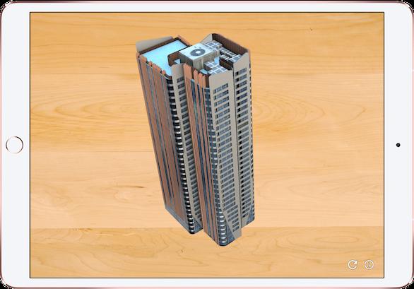 Marina Square 3D model