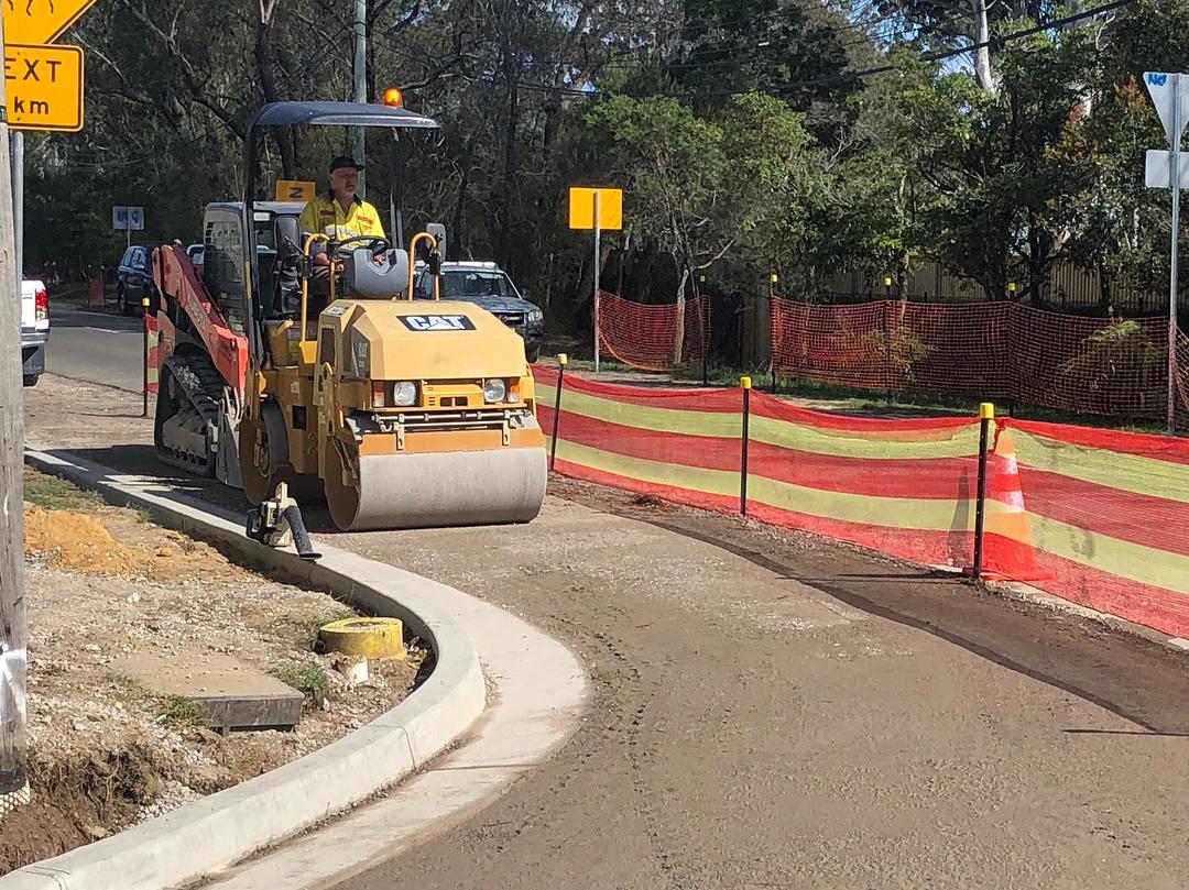 Rick Davis Contracting Compactor Hire Sydney