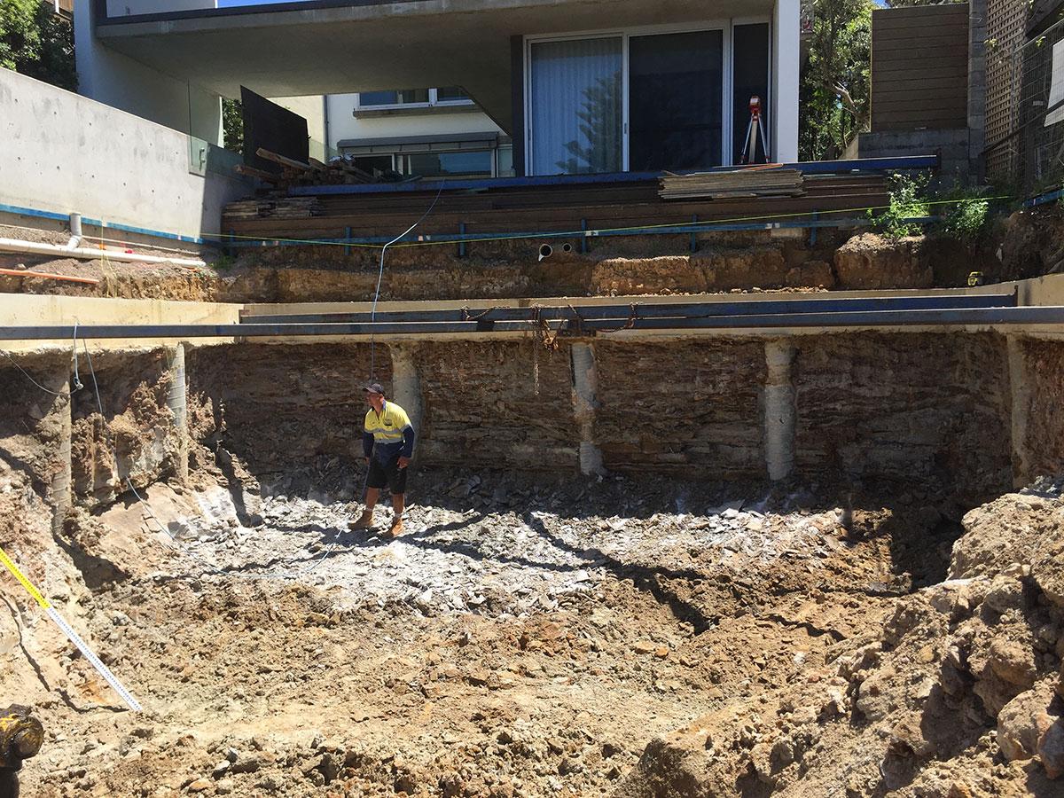 Rick-Davis-Contracting-Rock-Excavation-Site-Sydney