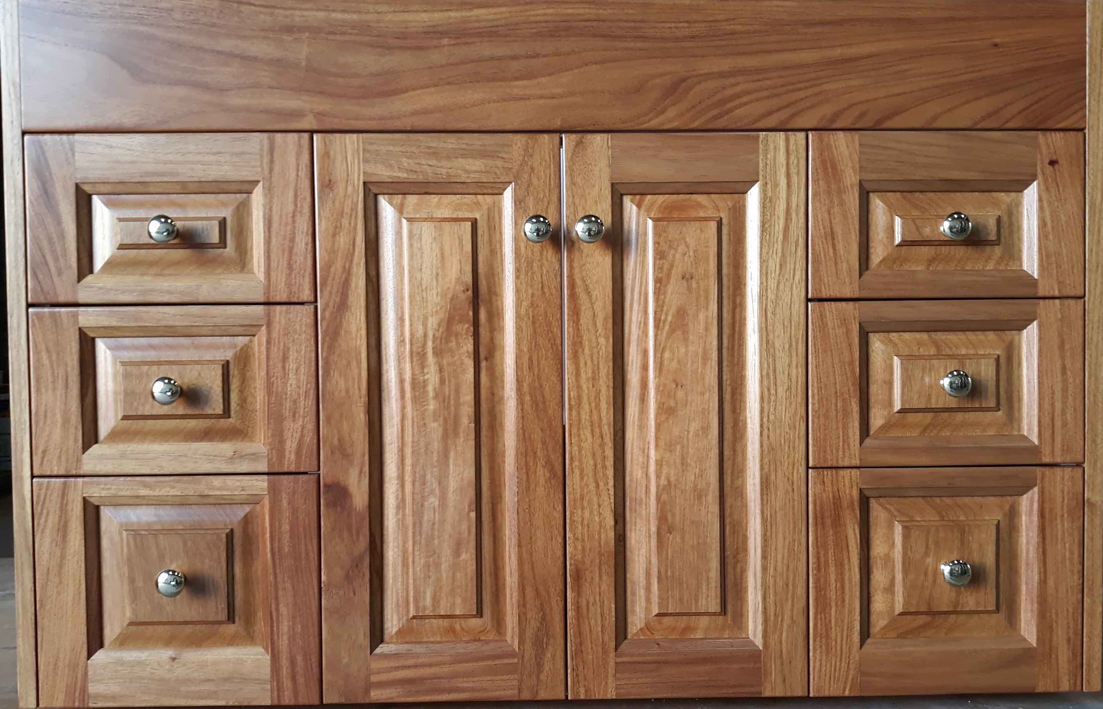Rosewood Timber Vanity