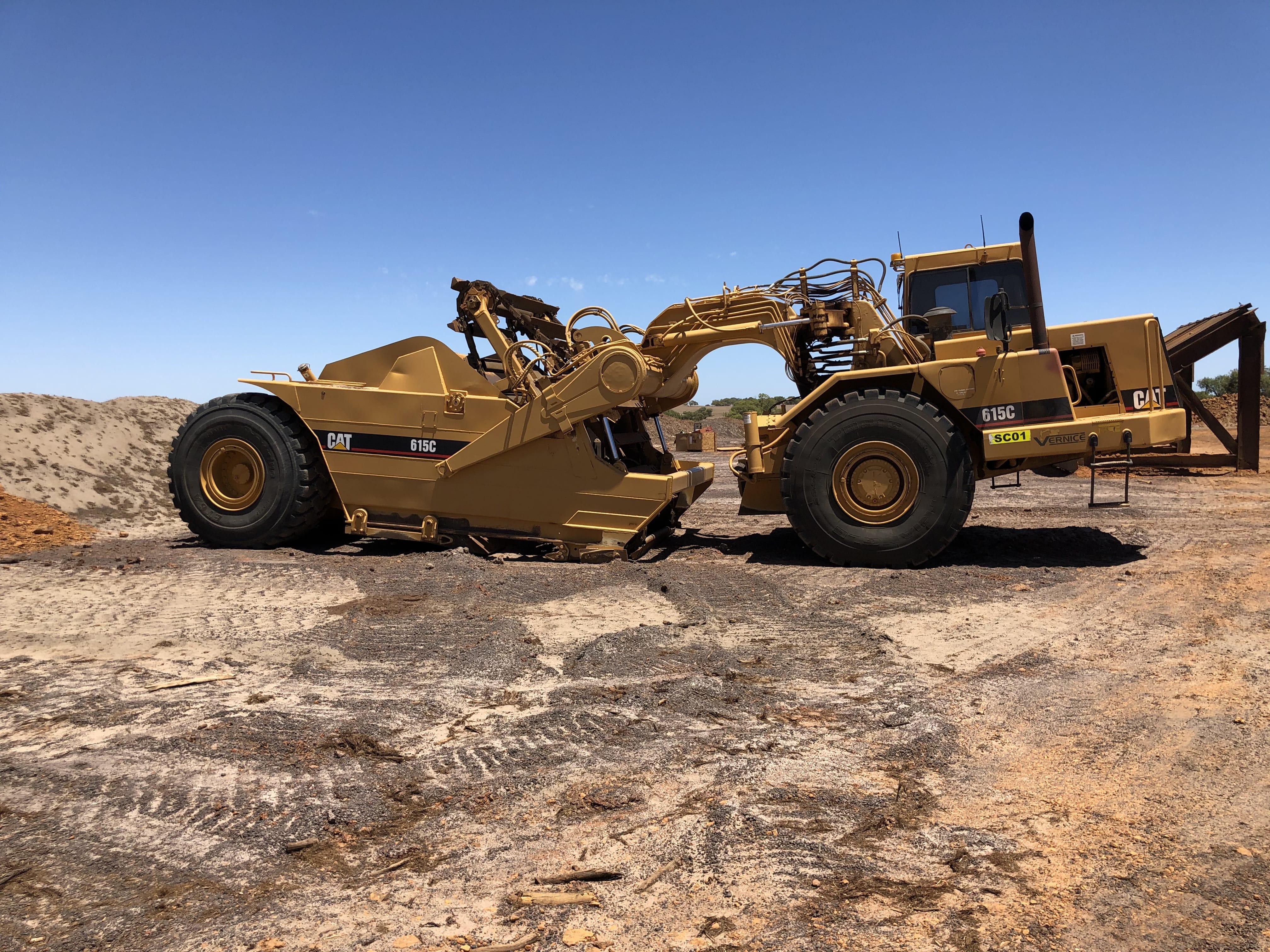 615 scraper hire western australia vernice