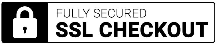 SSL secured checkout