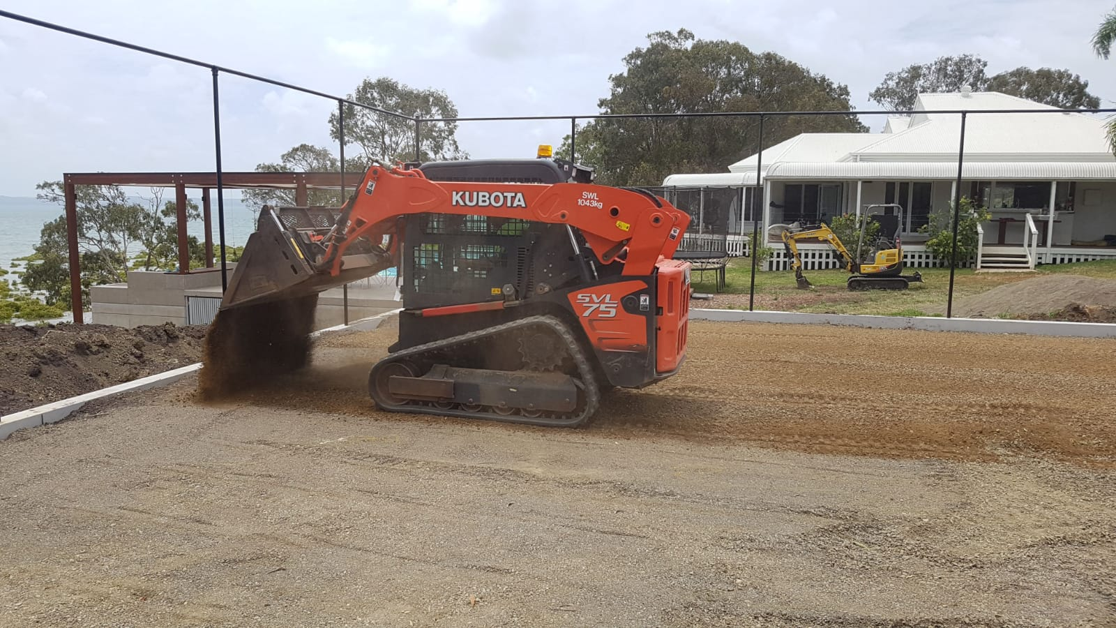 Bulk Excavations and Earthmoving