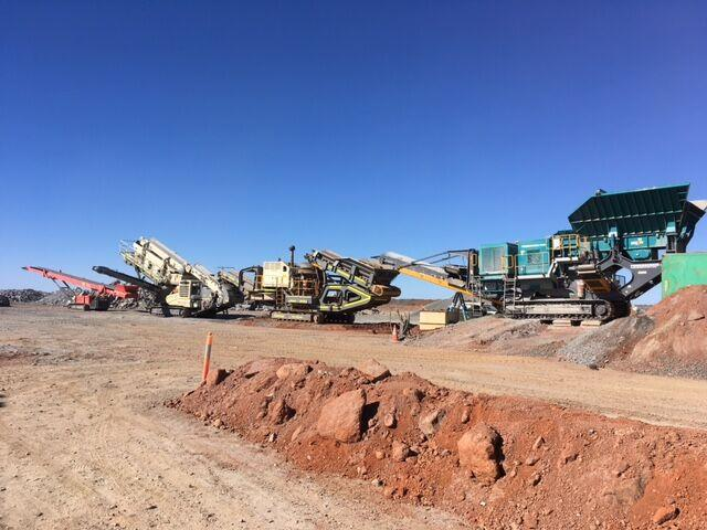 Saracen-Thunderbox-crushing-service-solution-kalgoorlie