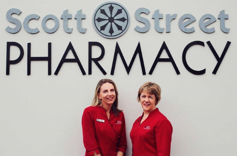 Scott Street Pharmacy Sonja Irma Pharmacists