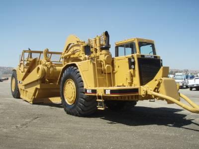 Scrapper CAT 657 H