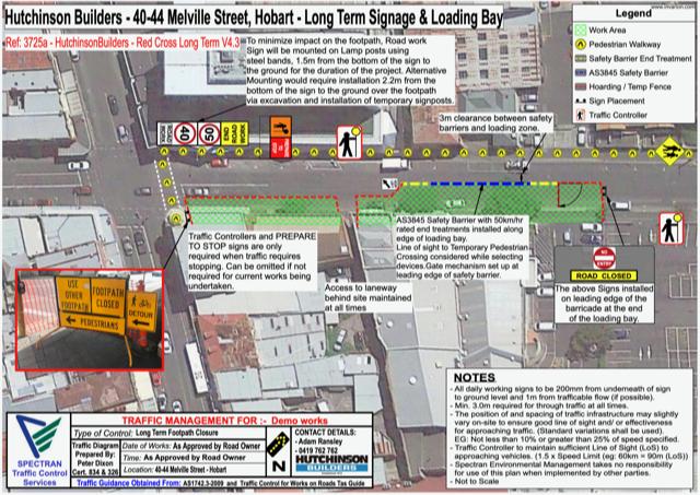 Spectran-Group-Temporary-Road-Block-Hobart