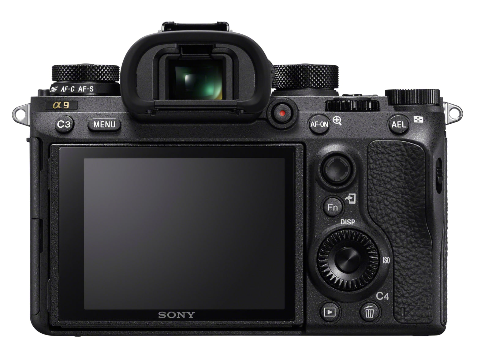 A Sony a9 camera designed for professional photographic images. An ideal tool for Norwich based photographers