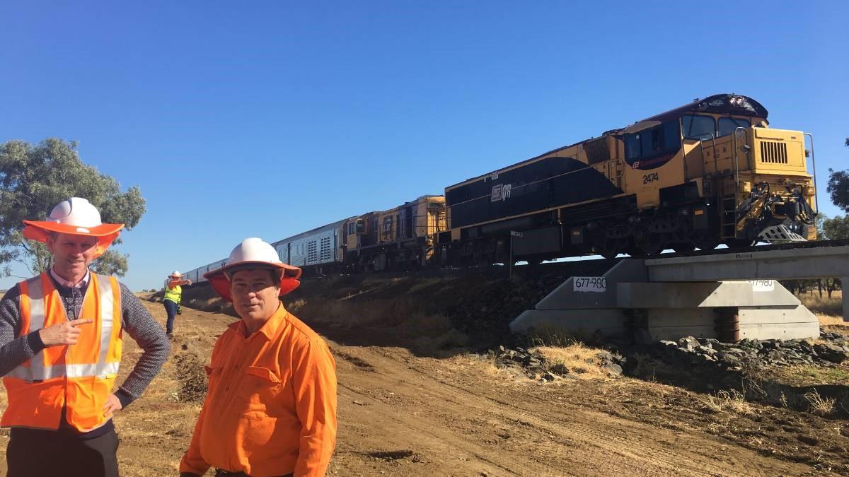 Seeking tenders for $550M Queensland Beerburrum to Nambour rail upgrade