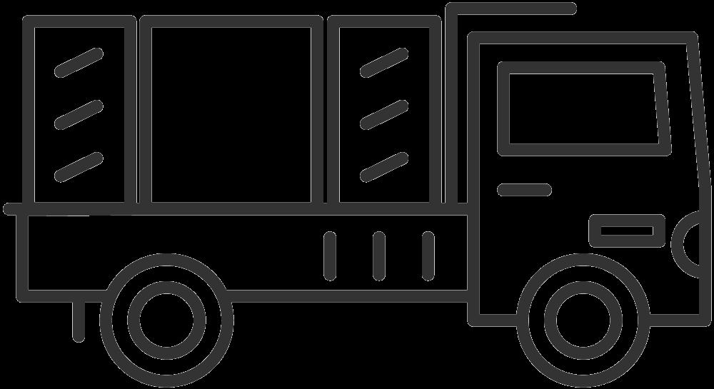 Service Truck Hire Icon