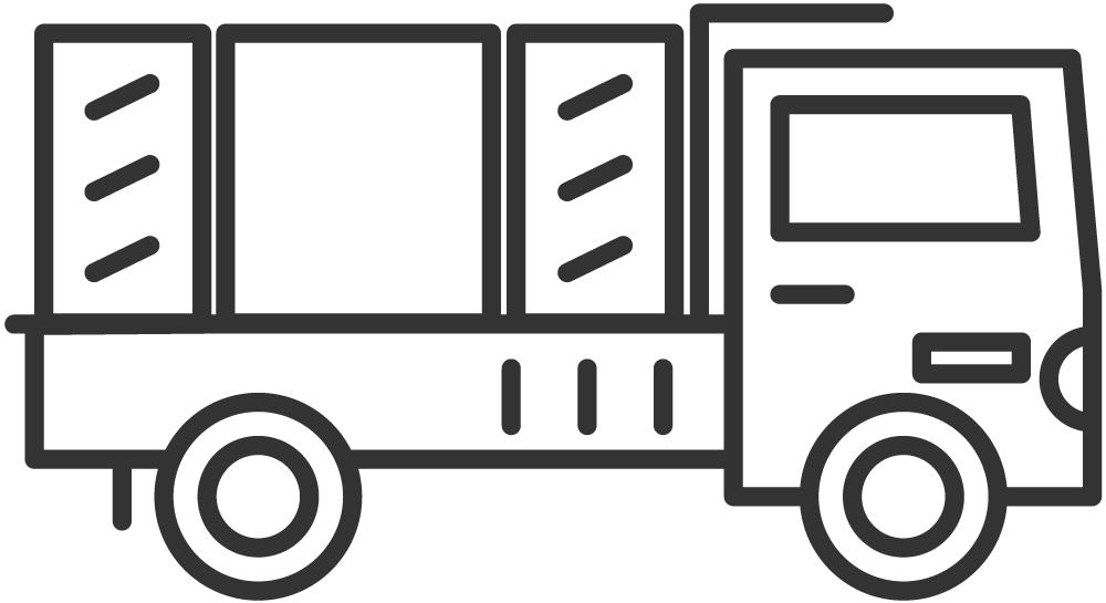 Service Trucks Icon