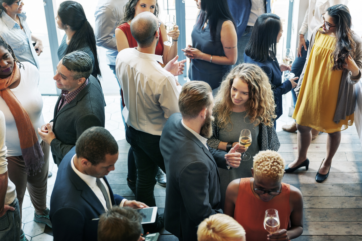 Join our work community for networking opportunties