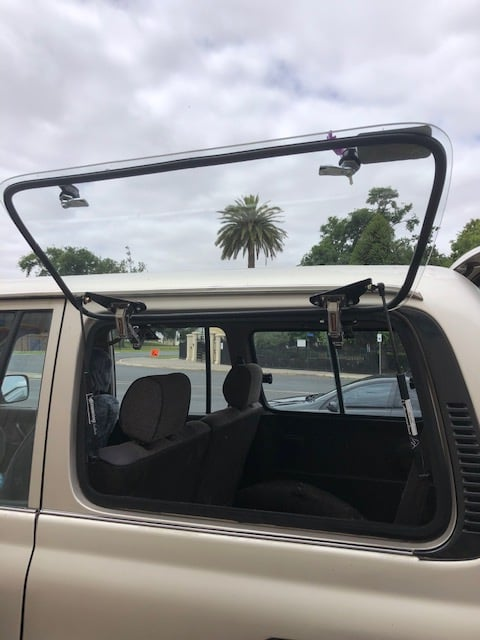 Side Window Replacement