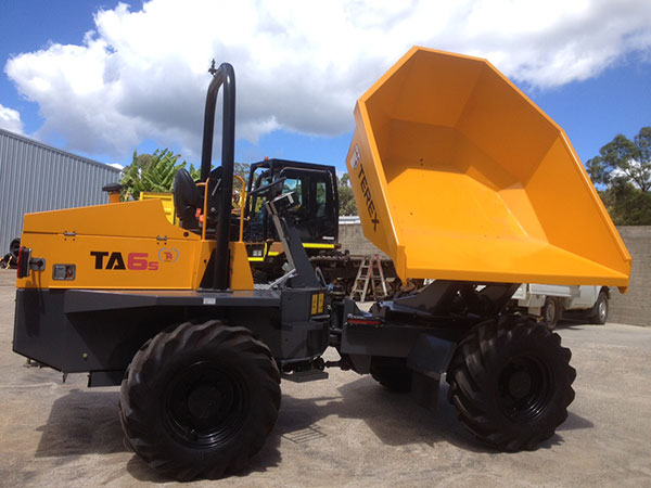 Side Tipper Hire Oakey