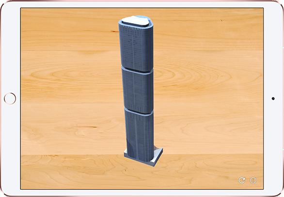 Skytower 3D model