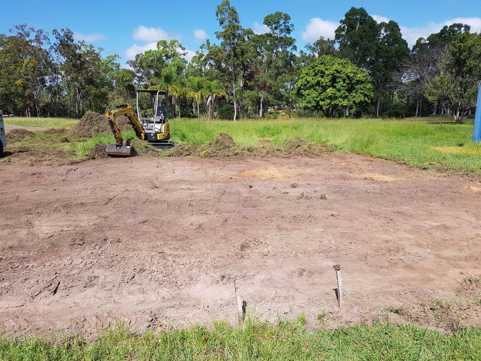 Mini Excavator Hire Gympie