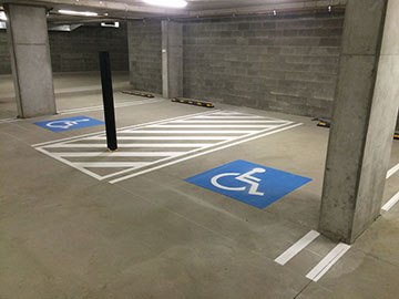 Slip-Away-Australia-carpark-disabled-clean-sweeping