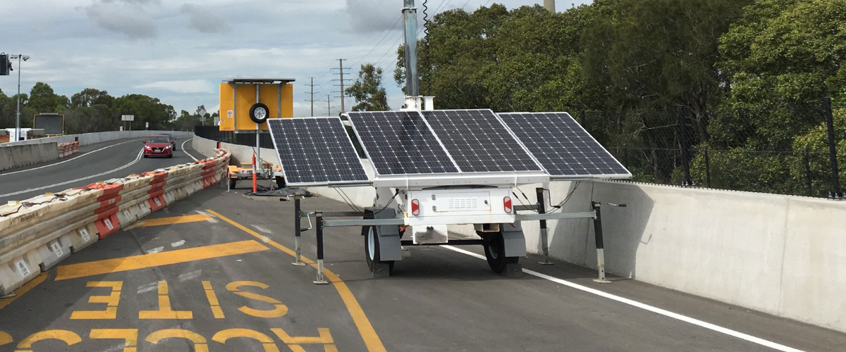 Site Light Rentals Mobile Solar Trailer Hire