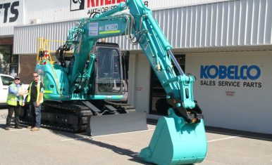 Southside Enterprises - 13.5 Tonne Excavator - Perth (2)