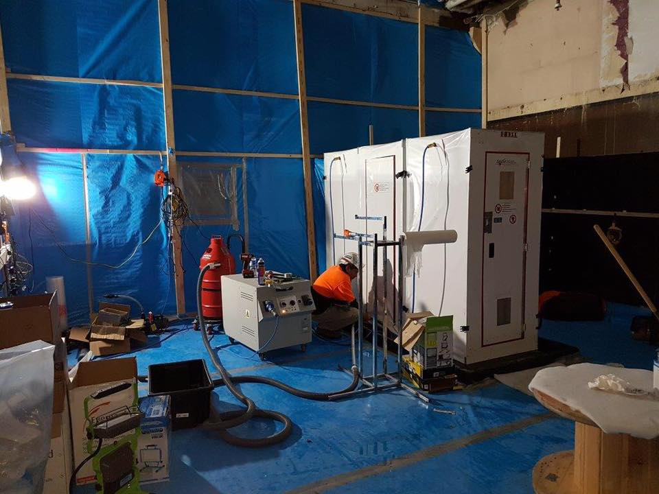 Spectran Group Asbestos Removal Seal Hobart