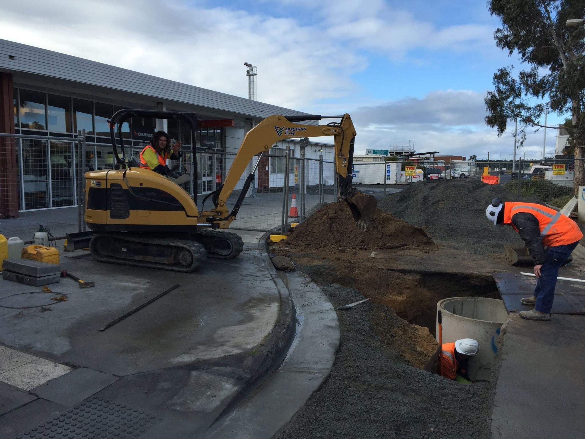 Spectran Group Commercial Pipeline Works Hobart