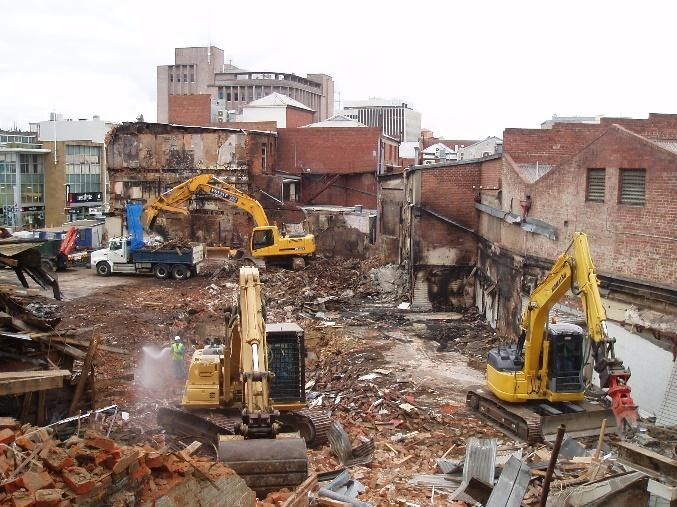 Spectran Group Demolition and Waste Removal Hobart