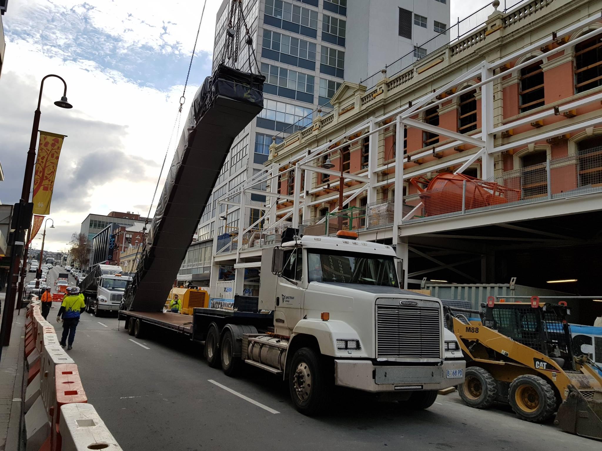 Spectran Group Specialised Transport Hobart