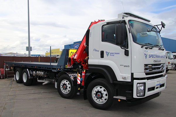 Spectran-Group-Crane-Truck-Hire-Hobart