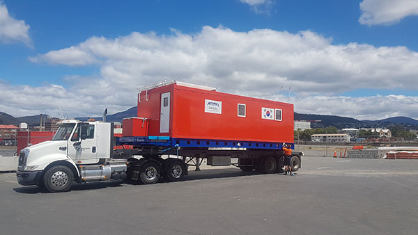 Spectran-Group-Demountable-Road-Transport-Hobart