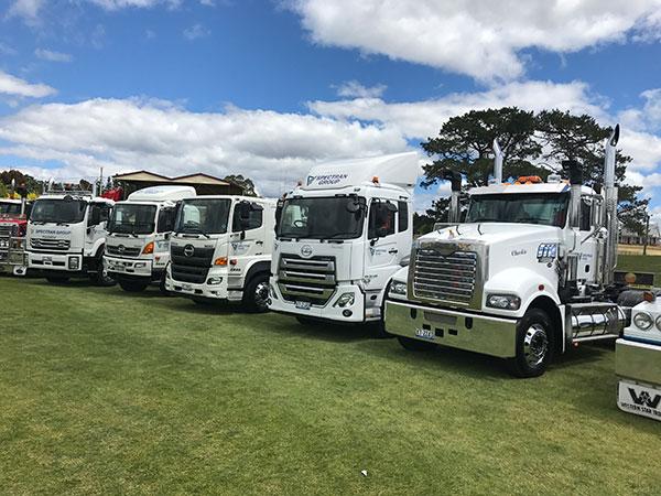 Spectran-Group-Heavy-Haulage-Trucks-Hobart