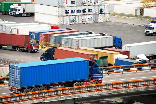 Spectran Transport Container Transport