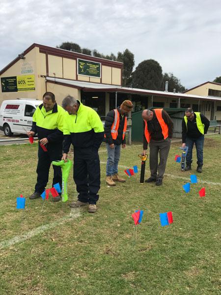 Practical field training