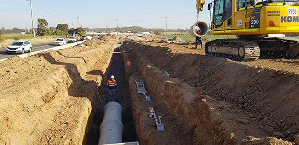 SubTerra-Stormwater Dranage Installation-Northern Road-Bringelly-Road-Upgrade-Stage-2-Lendlease