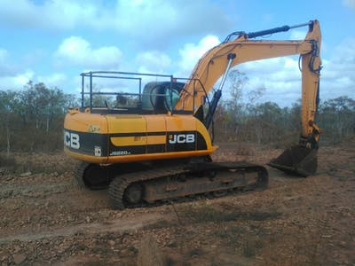 Suffren Contracting excavator hire