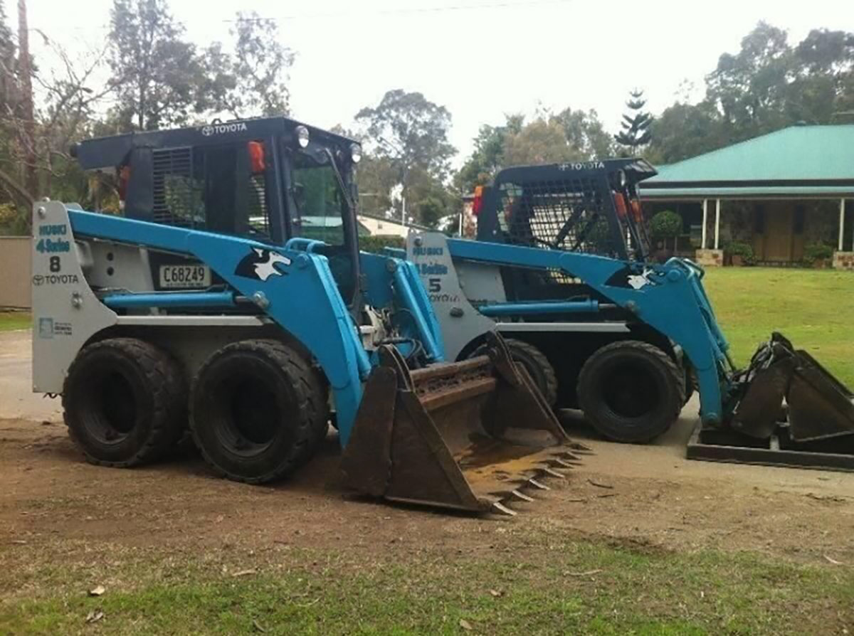 TPC Earthmoving Bobcat Hire