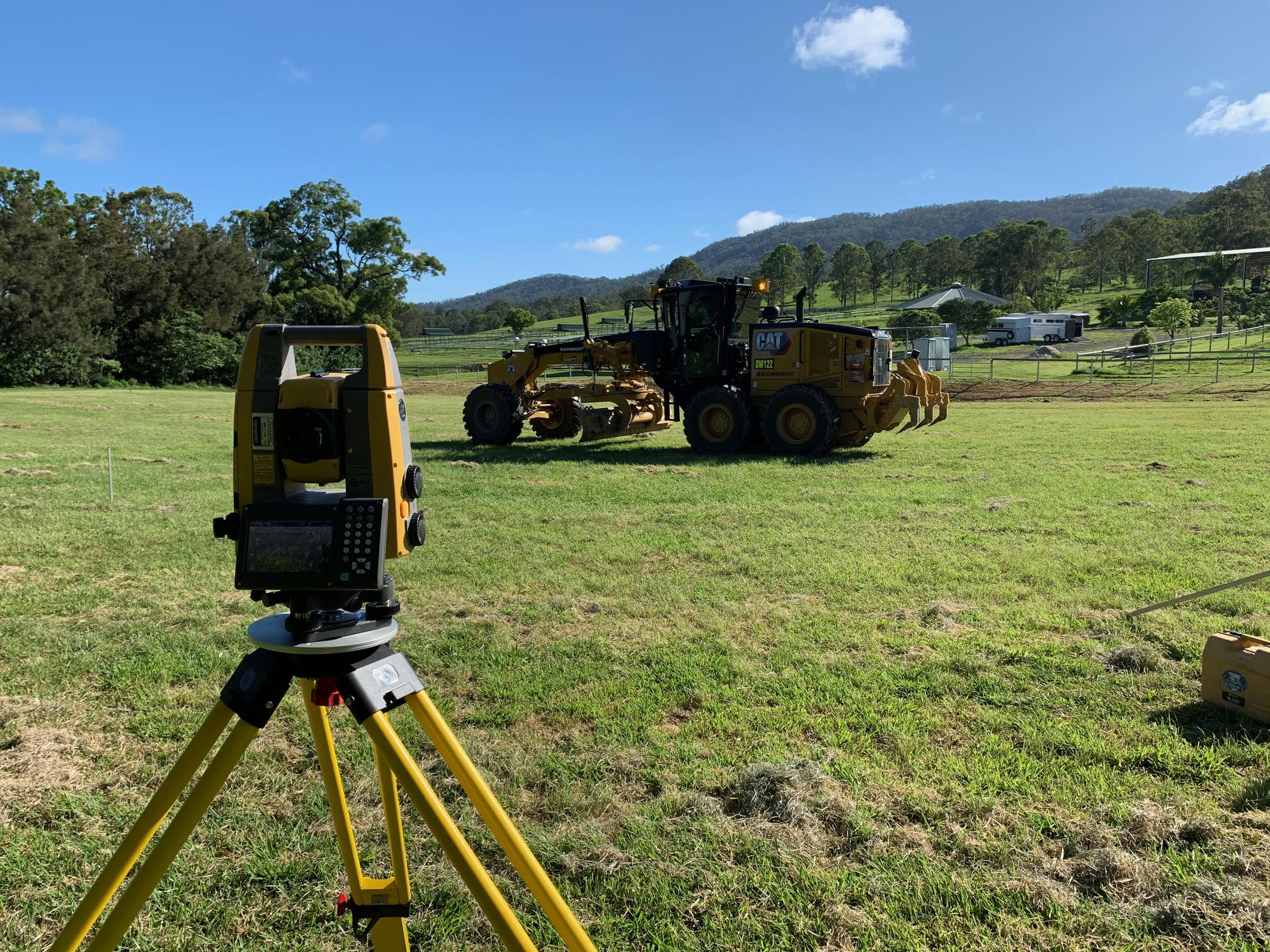 Surveying and GPS Equipment