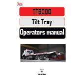 STG Global TT9200 Manual