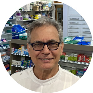 Tanos Pharmacy West End Compounding Chemist George Fotinos Owner Pharmacist